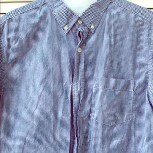 Old Navy Gingham Shirt